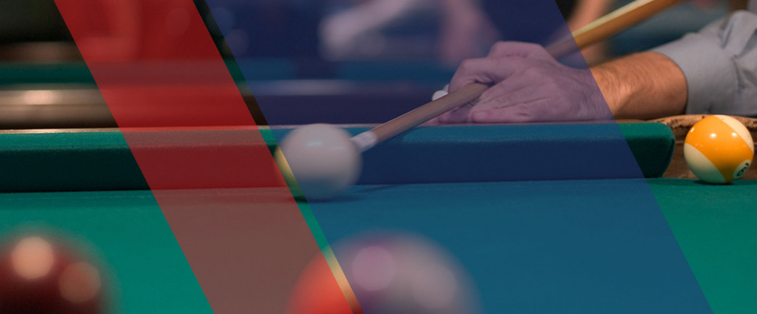 Bring your friends and come play pool on our NEW Diamond Pool Tables!